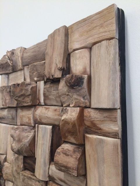 Timber panels 200x60cm