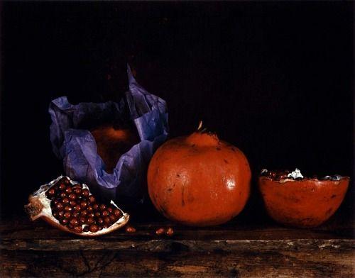 Olivia Parker, Pomegranates, 1979