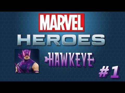 Hawkeye Gameplay