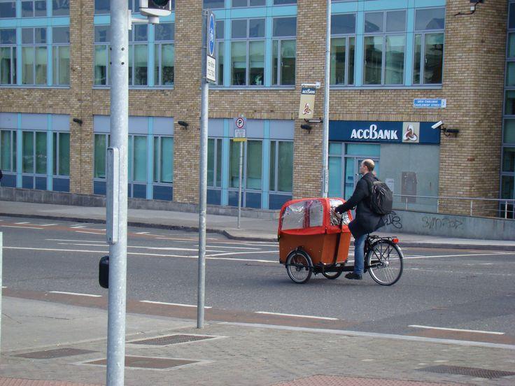 Dublin cyclists May 2013