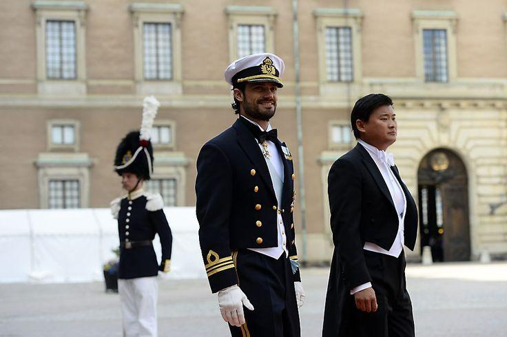 Zweedse prins Carl Philip trouwt met Sofia (fotoserie) - Koninklijk huis - Reformatorisch Dagblad