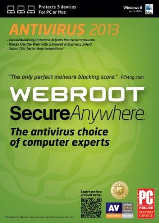 As more of your personal and financial information is stored on your computer and online, you know that antivirus protection on your PC or Mac is critical. But that doesn't mean you want the software to hassle you, slow you down or leave you wondering if you have it setup properly to protect you. It should just work. To get protection that has been proven effective by computer security experts against threats that can attack your computer AND those who can steal your personal data, Price…