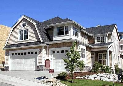 22 best images about barn houses dutch colonial on for Dutch gambrel house plans