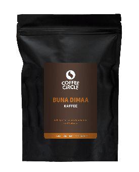 Buna Dimaa Kaffee | speziell für Vollautomaten | Coffee Circle