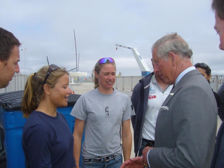 Amanda got to meet Prince Charles at the  #Olympic Sailing site in Portland! She is also quoted in the Huffington Post: http://www.huffingtonpost.co.uk/2012/06/26/london-2012-prince-charles-christens-olympic-sailing-boat_n_1627201.html
