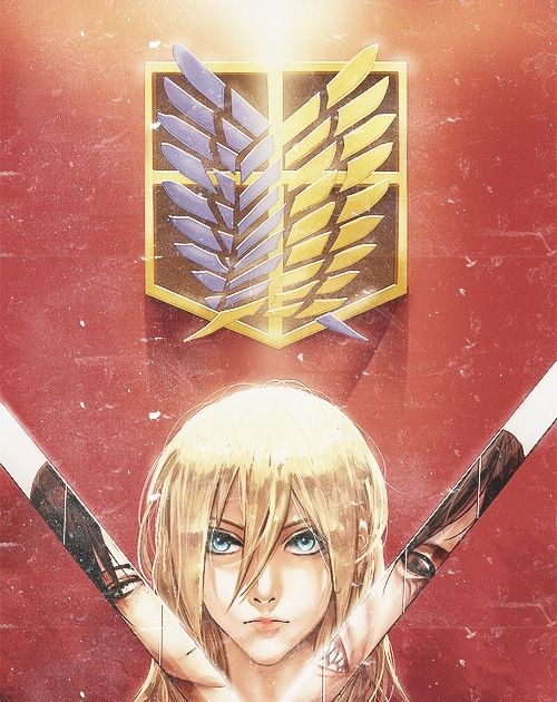 Ymir x Historia Reiss / Krista Lenz   YumiKuri / YumiHisu   Attack on Titan / aot / Shingeki no Kyojin / snk   anim manga yuri couple   OTP