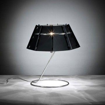 Design Polycarbonate Table Lamp CHAPEAU By Nigel Coates/Slamp Images
