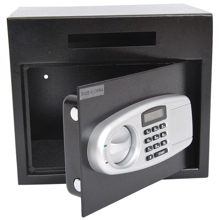 HomCom HomCom Electronic Lock Home Security Safe