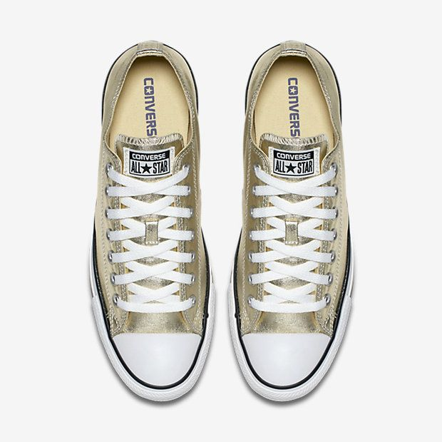 Converse Chuck Taylor All Star Metallic Low Top Women's Shoe