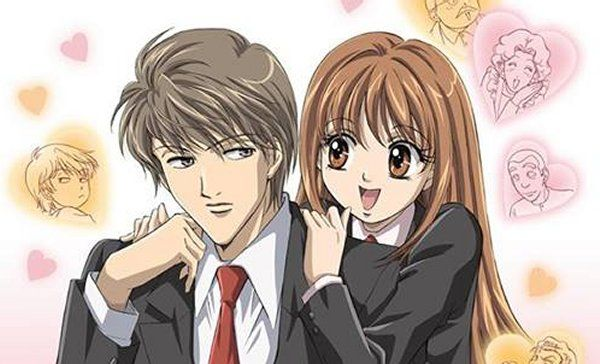 Discotek Media Acquires 'Itazura na Kiss' Anime