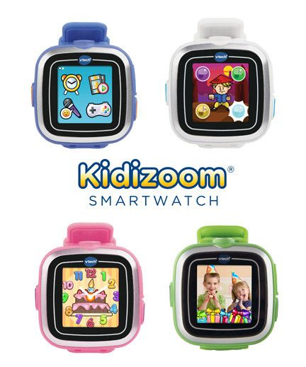 Spring into Fun with FREE TOYS! Enter for a chance to win the VTech Kidizoom Smartwatch!