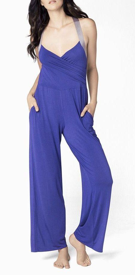 Ladies Purple Romper <3