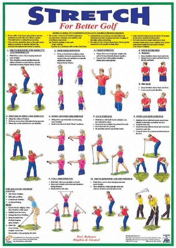 Exercises For Golfer – Improve Your Game With Golf Exercise