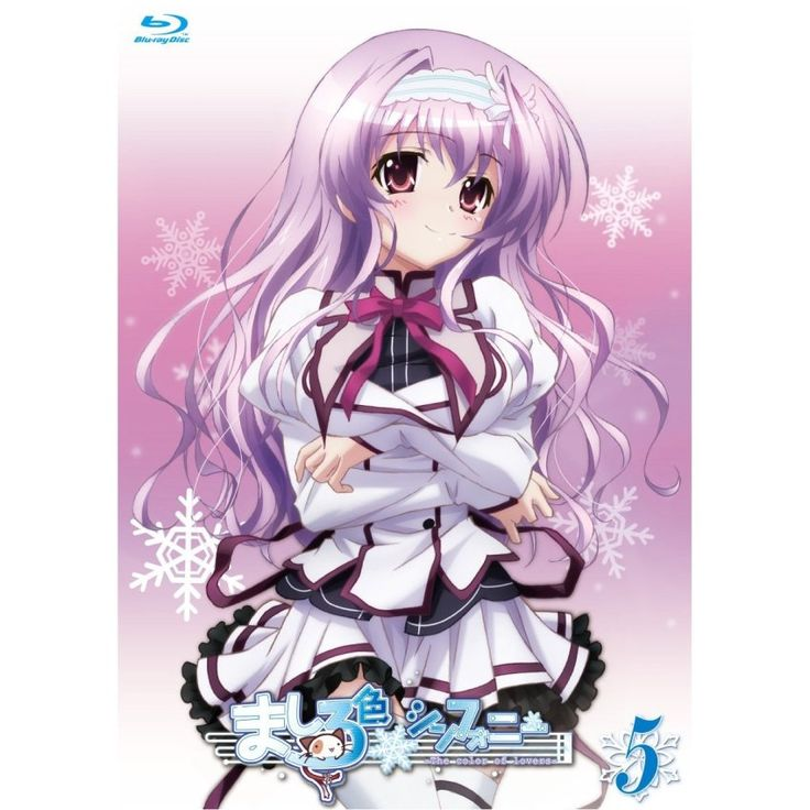 Anime picture search engine amaha miu bluray cover