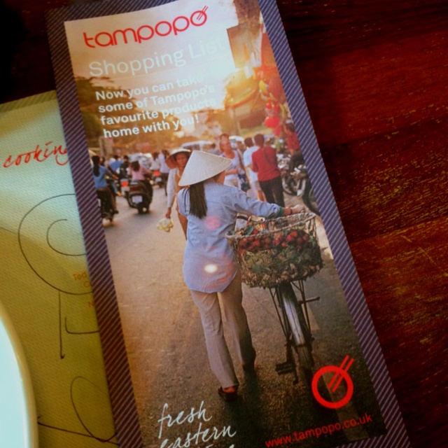 Lunch at Tampopo Manchester M2