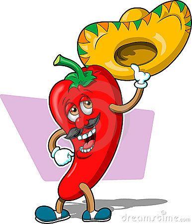 Mexico pepper