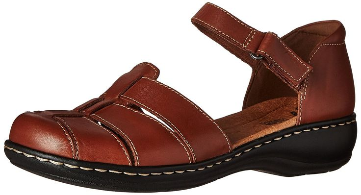 Clarks Women's Leisa Wave Fisherman Sandal -- Trust me, this is great! Click the image. : Clarks sandals