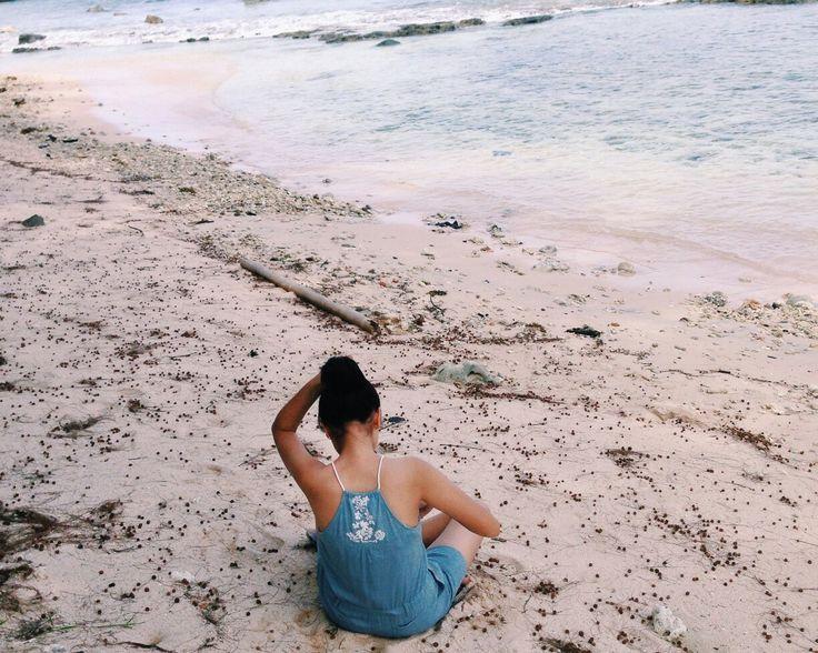 Beach girl 🐳