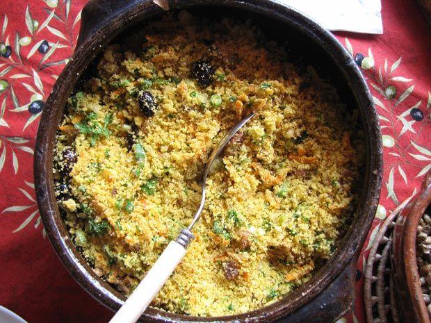 farofa da Colombo, manteiga, natal, receita...