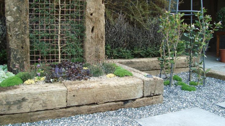 Garden Edging Ideas   Garden Edging Borders Ideas - YouTube