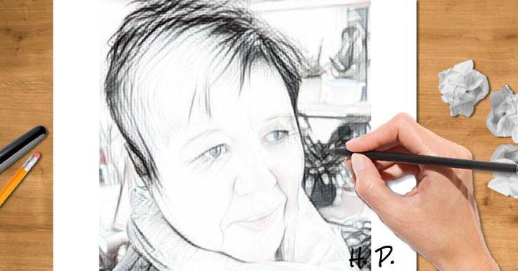Können wir Dich zeichnen? Klicke hier und schau Dir Deine Zeichnung an!