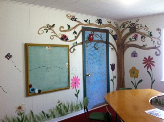 Perfect Sunday School Room Project. Part 24