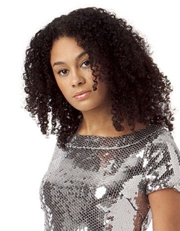 Long Tight Curly Hairstyles | small curls black hairstyle image.jpg picture