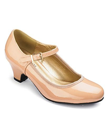The Shoe Tailor Bar Shoes E Fit | Crazy Clearance