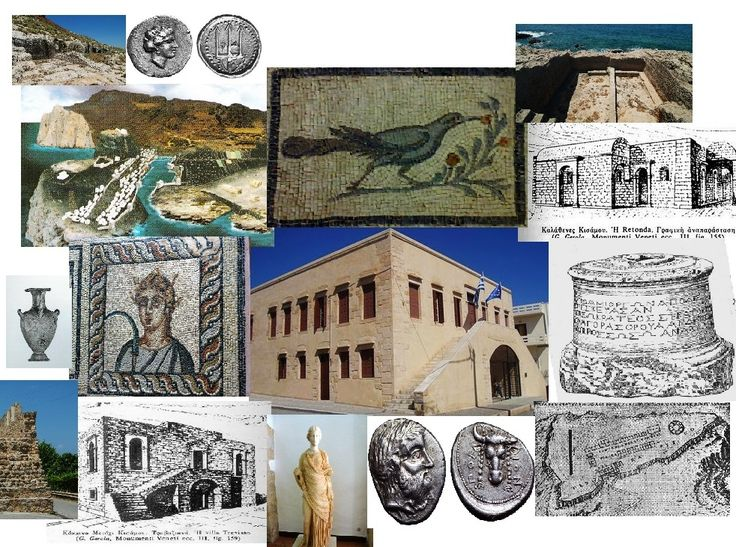 #culture_crete #menoumellada #kissamos_museum #discover_greece
