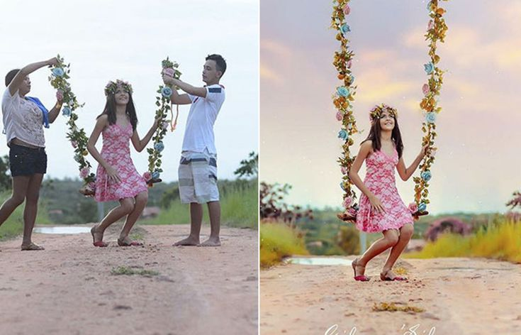 As it turns out, how us 'normal' people see the world and how photographers see it is completely different, as seen in these fascinating before and after photos put together by Brazilian wedding and family photographer Gilmar Silva. We're all too used to seeing amazing and...