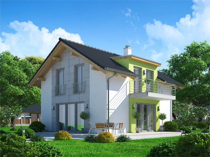 Ekonomické stavby | Detail domu Miluška 12