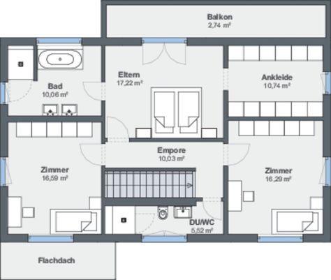 2518 besten houses ** Bilder auf Pinterest Grundrisse, Haus - badezimmer grundriss planen