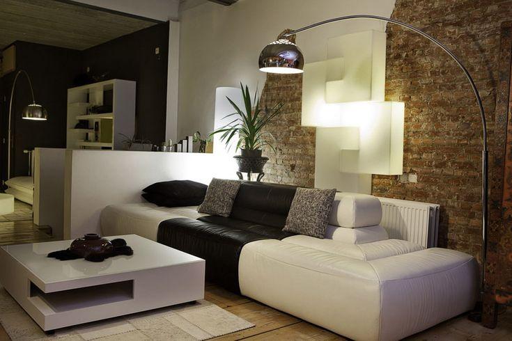 Desain-Ruang-Tamu-Modern | Desain kamar, Desain interior ...