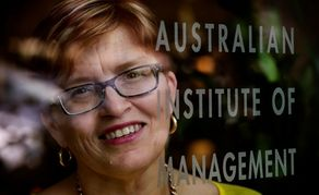 Suellen Tapsall is only a fraction away from being legally blind in both eyes, part of a wave of Australians succumbing to the  vision-robbing disease macular degeneration.