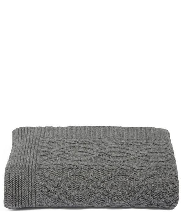 Snuggle up warm in exceptional style with the Harrison throw from Soho Home.