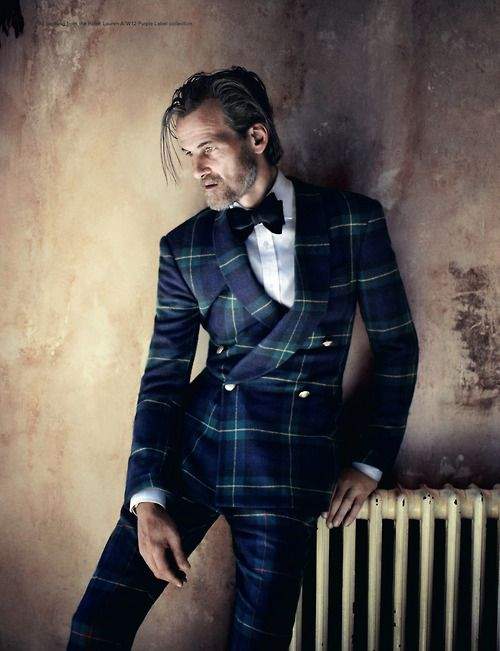 MAD FOR PLAID.....