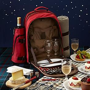 Picnic Backpack from RedEnvelope.com #holiday #gift