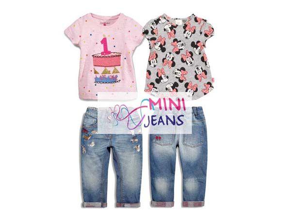 Setelan anak perempuan import 2in1 minnie mouse celana jeans 3-4-5-6tahun - http://keikidscorner.com/baju-anak-perempuan/baju-setelan-baju-anak-perempuan/setelan-anak-perempuan-import-2in1-minnie-mouse-celana-jeans-3-4-5-6tahun.html