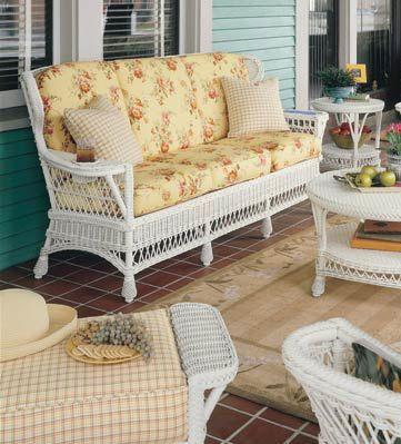Concord Wingback Sofa