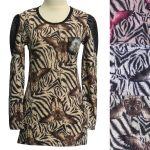 203-k-w-macan-hiasan-tengkorak-85rb  jual kaos t shirt baju fashion