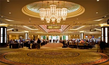 See the casino floor at The Palazzo Resort Hotel Casino in Las Vegas and more on our Top 10 Casino Hotels Worldwide List!