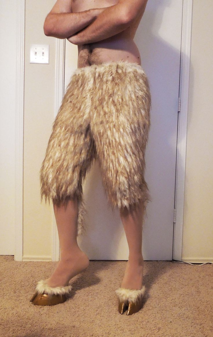 Deluxe Unisex Faun/Satyr Pants with Hooves · Chaos Costumes · Online Store Powered by Storenvy
