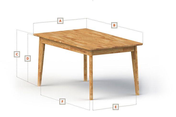 Stół z rozsuwanym blatem GREG - Stoły do 12 osób - Stoły wg rozmiaru - Stoły - Jadalnia · The Beds