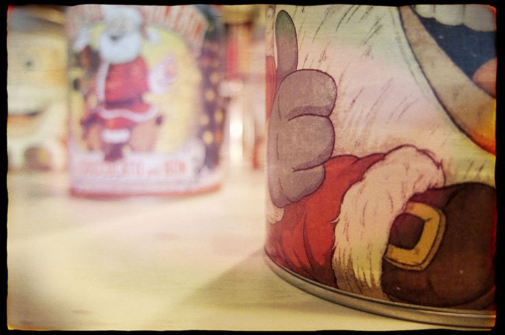 Xmas Tins - Handcrafted Tin by Bottega IX
