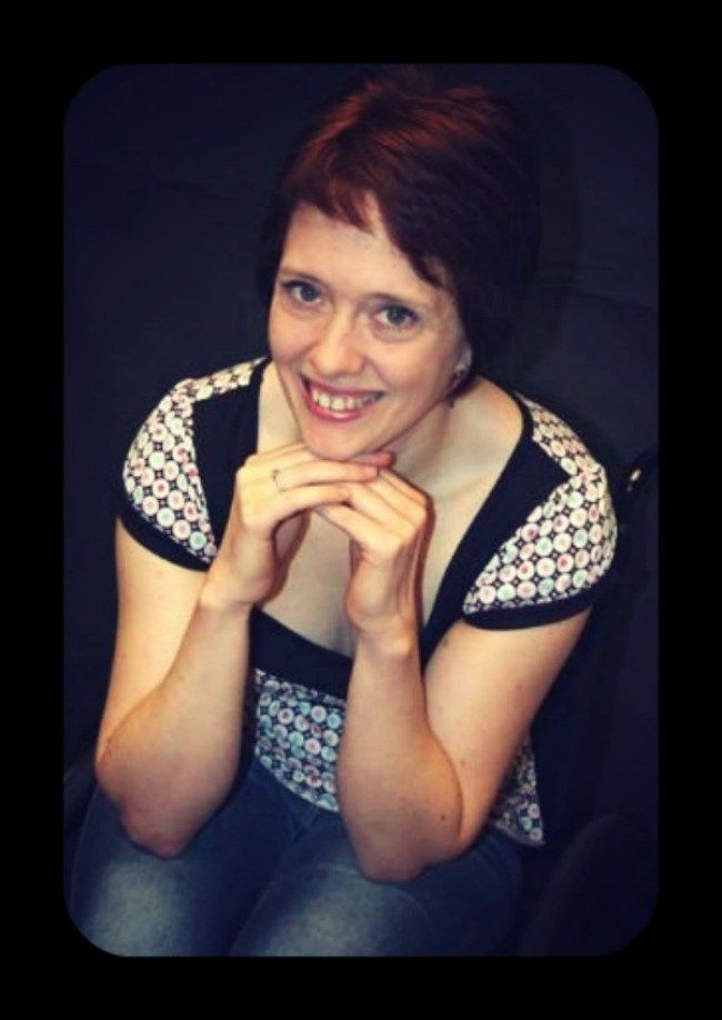 """restarting the """"Voices from the Disability Community"""" series! Today, please meet Eliza Riley"""