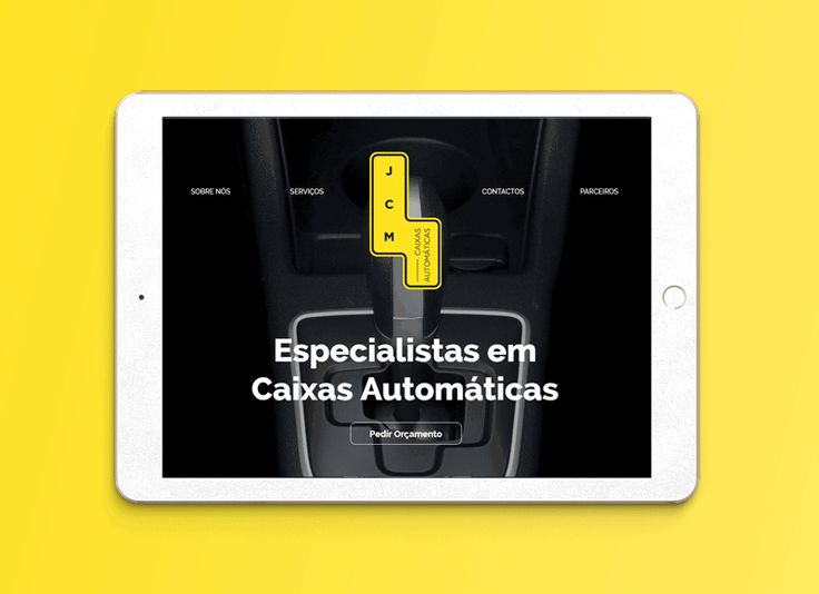 JCM - automatic transmission on Behance