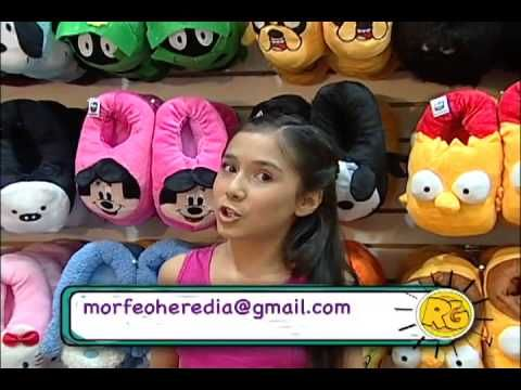 RG Elementos - 29 Junio 2013 - Pantuflas :) - YouTube