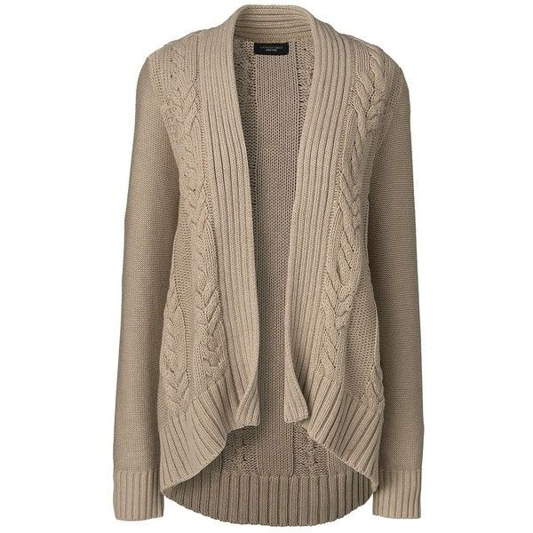 Best 25  Cable knit cardigan ideas on Pinterest | Chunky cable ...