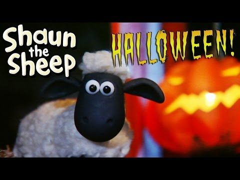 "Here's a spooky Halloween episode of Shaun the Sheep to watch on YouTube - Shaun the Sheep ""Things That Go Bump In The Night"""