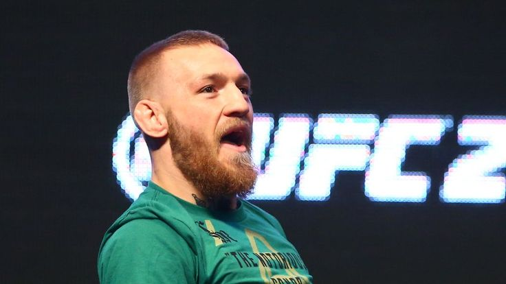 Even on the doorstep of his highly-anticipated rematch with Nate Diaz at UFC 202 on Aug. 20 live from T-Mobile Arena in Las Vegas, Nevada, UFC featherweight champion Conor McGregor has time to throw more shade at WWE, John Cena and dweeb wrestlers